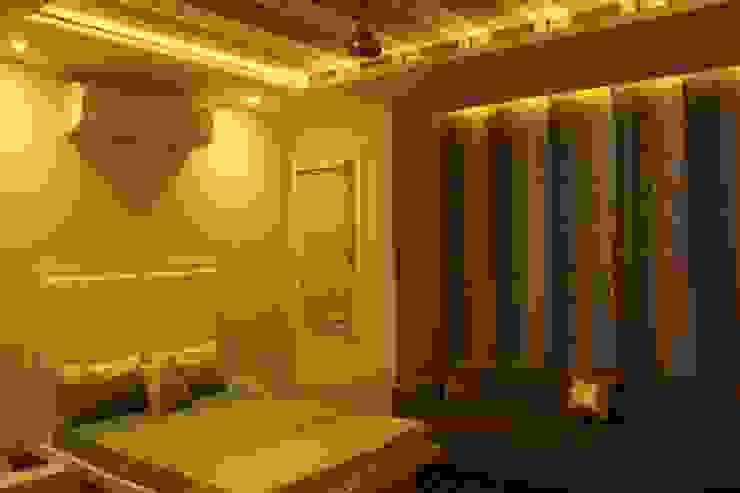 Saraswat's House Minimalist bedroom by Design Square Minimalist