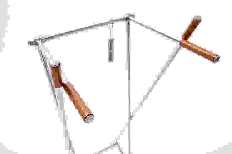 modoru-stand PON (レザーサック): modoru kikakuが手掛けた折衷的なです。,オリジナル 金属