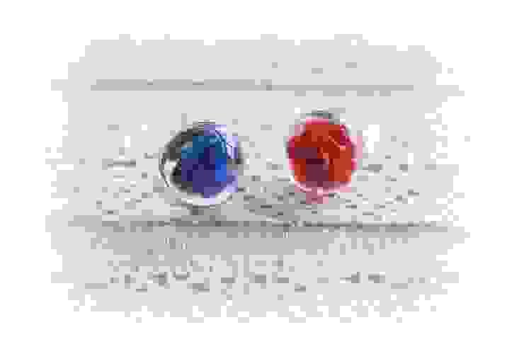 薔薇リング: RINVERREが手掛けた折衷的なです。,オリジナル ガラス
