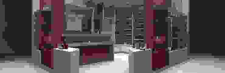 Projeto Lojas & Imóveis comerciais modernos por ROSANA MEIRELLES - Arquitetura e Decoração Moderno