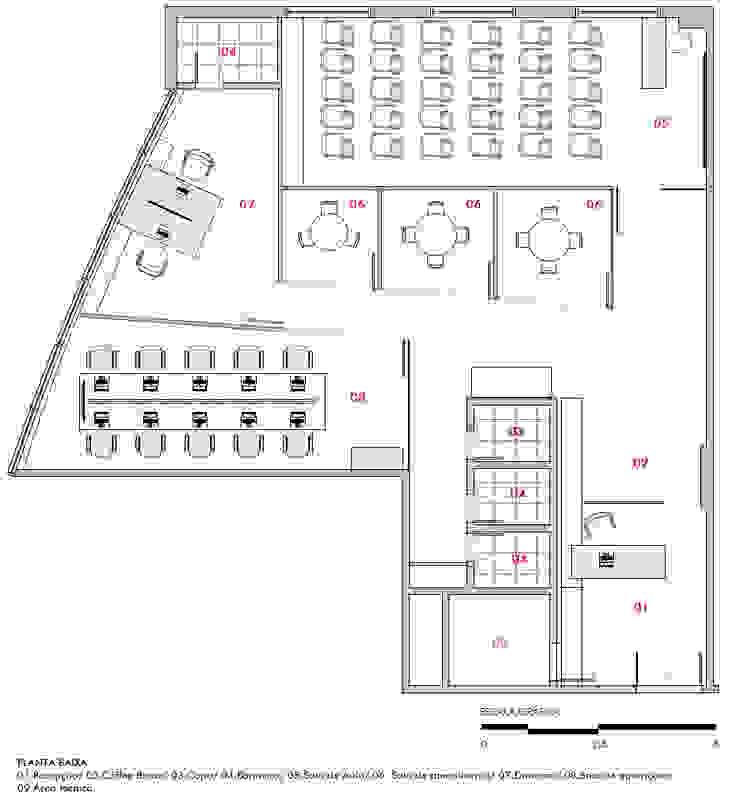 modern  by WW Arquitetura & Construtora, Modern