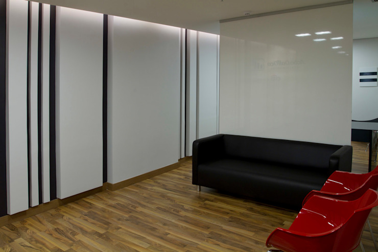 Projeto by WW Arquitetura & Construtora Modern