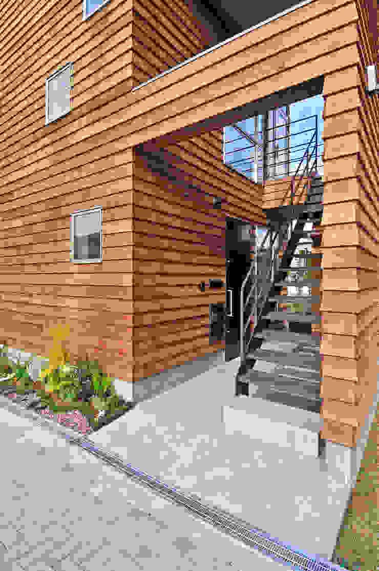 木造2階建 オフィス の 株式会社 ハウゼ・クリエイト 北欧