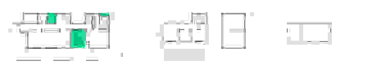 홍성주택: 위무위 건축사사무소의 아시아틱 ,한옥
