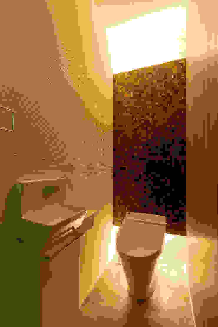 N邸新築 オリジナルスタイルの お風呂 の 株式会社 鳴尾工務店 オリジナル
