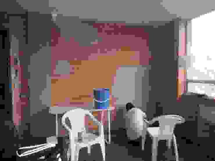 INSTALACIÓN EN CIUDAD VERDE de Carolina Cuellar diseño de ambientes
