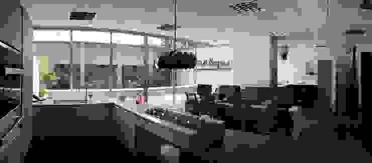 Cocinas Cocinas de estilo clásico de Trazo & Spazio Clásico