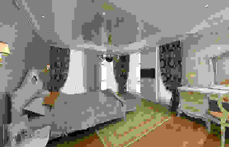 Dormitorios clásicos de ISDesign group s.r.o. Clásico