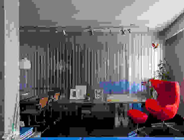โดย Tria Arquitetura โมเดิร์น