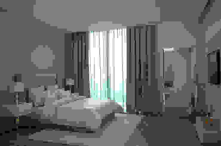 Diseño de Habitación Cuartos de estilo moderno de Gabriela Afonso Moderno