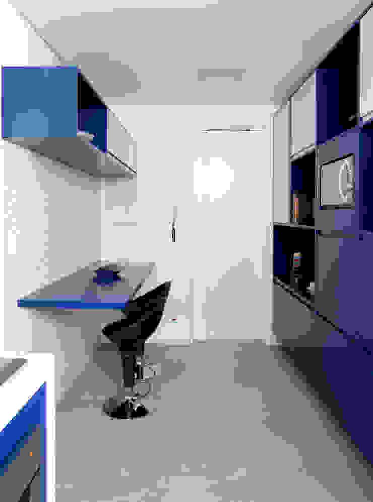 APARTAMENTO JARDINS Cozinhas modernas por Tria Arquitetura Moderno