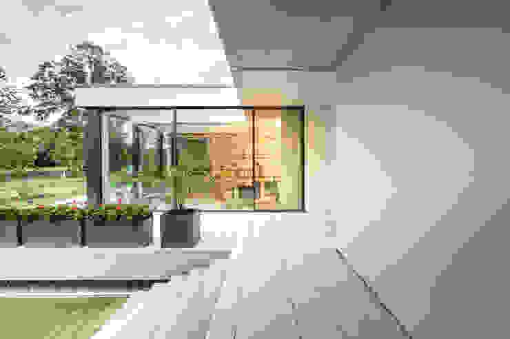 Casas de estilo  por SEHW Architektur GmbH , Moderno