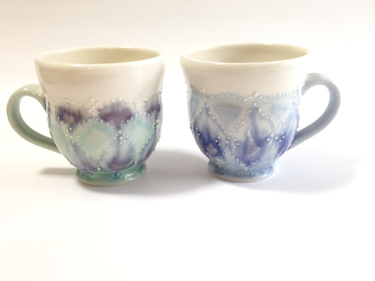 eclectic  by 佐藤美季, Eclectic Porcelain