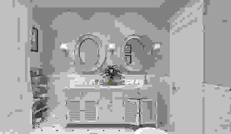 Bathroom by 1+1 studio