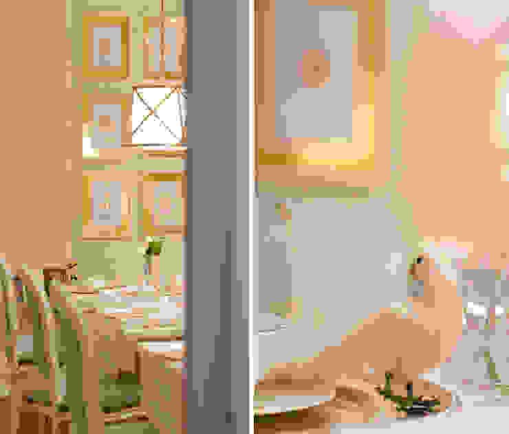 Sala de Chá Espaços comerciais clássicos por Catarina Batista Studio Clássico