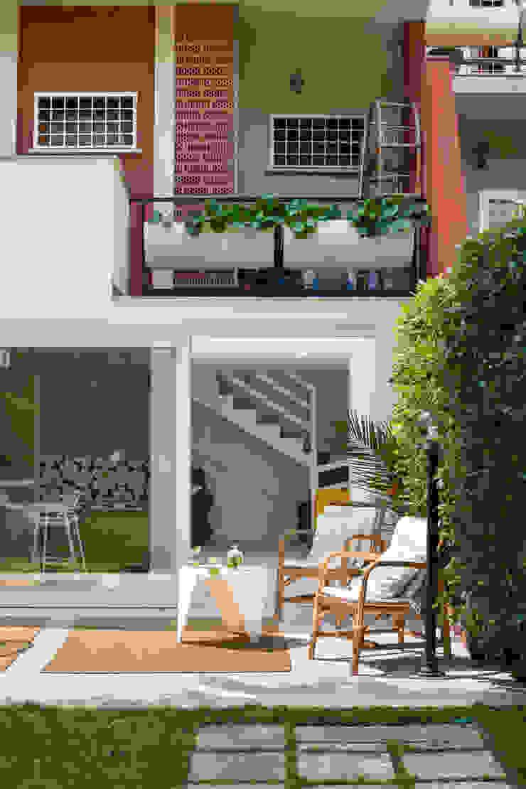 Casa di Silvana Maurizio Giovannoni Studio Case in stile minimalista