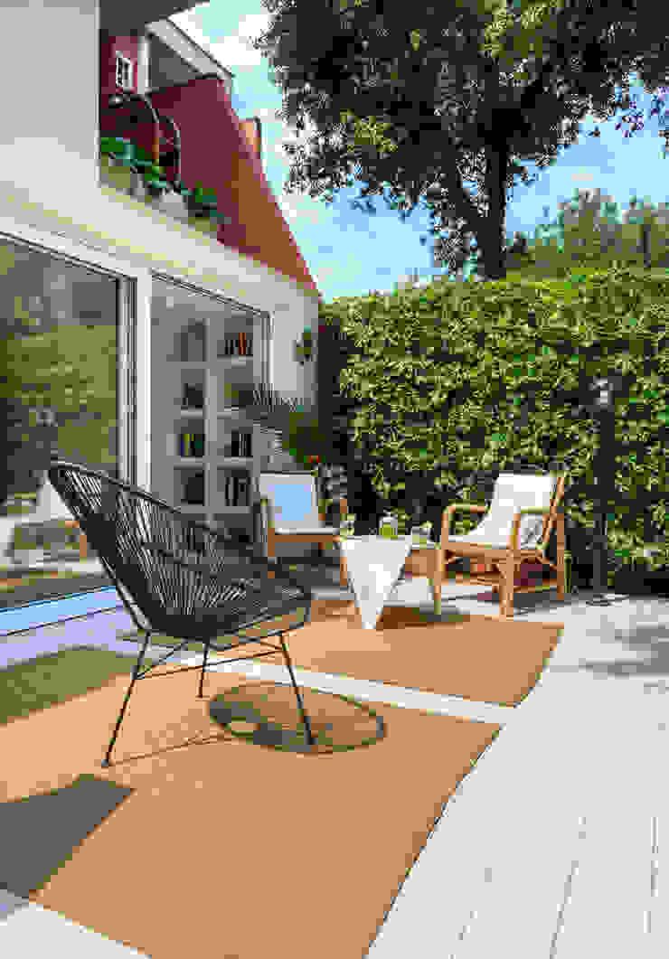 Casa di Silvana Maurizio Giovannoni Studio Giardino minimalista