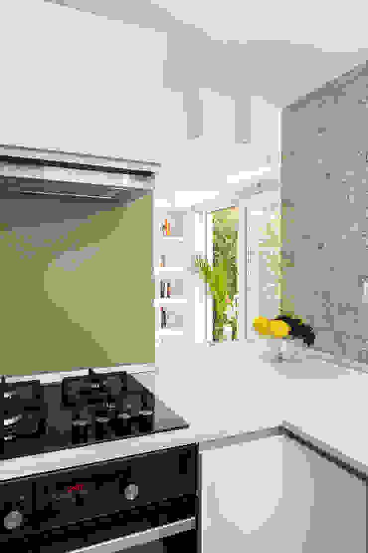 Casa di Silvana Maurizio Giovannoni Studio Cucina minimalista