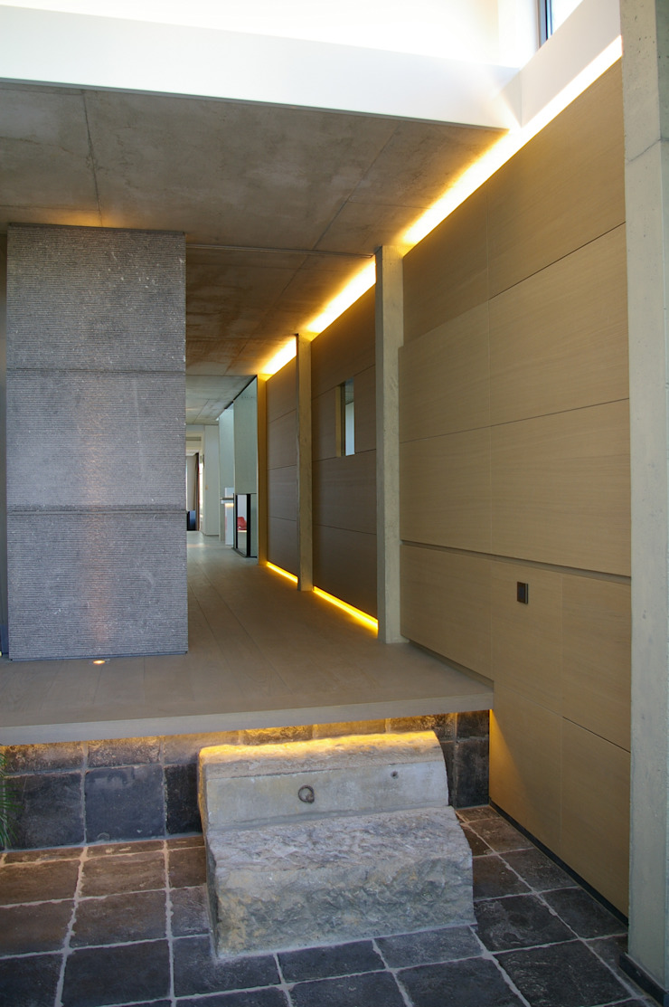 ARTERRA 走廊 & 玄關 石器 Grey