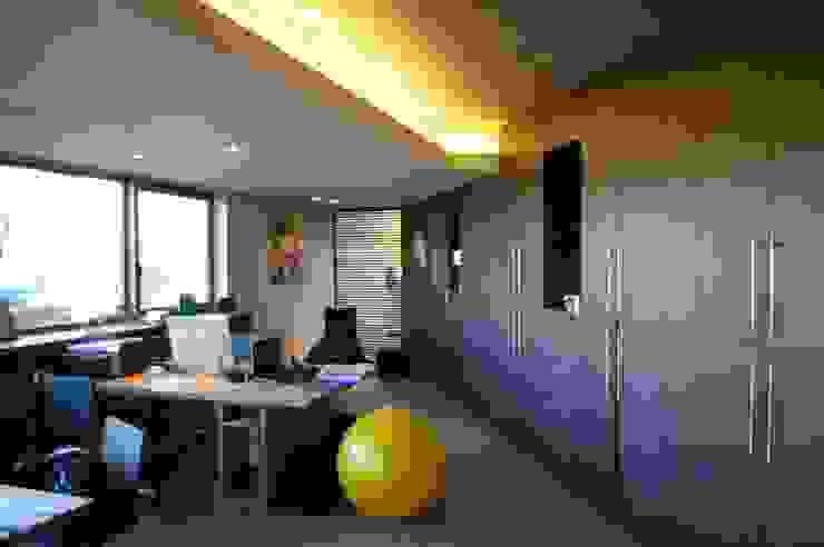 ARTERRA 書房/辦公室 木頭 Brown