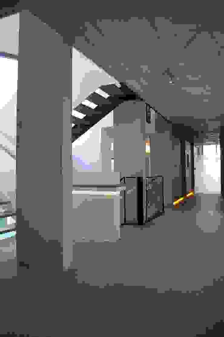 ARTERRA 走廊 & 玄關 金屬 White