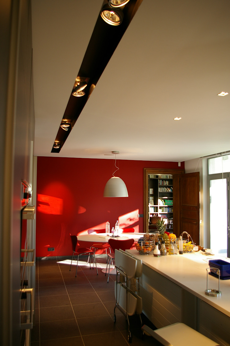 ARTERRA 廚房 石器 Red