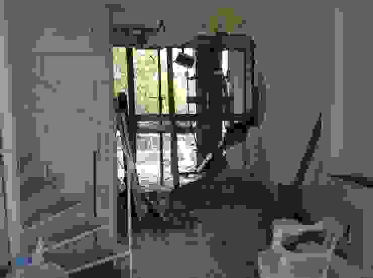 House architectural renovation de Pil Tasarım Mimarlik + Peyzaj Mimarligi + Ic Mimarlik