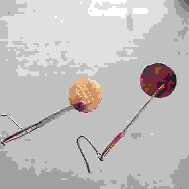 Earrings: Hiroshi NOMOTOが手掛けた現代のです。,モダン 磁器