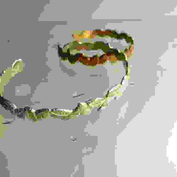 Bracelet: Hiroshi NOMOTOが手掛けた現代のです。,モダン 金属