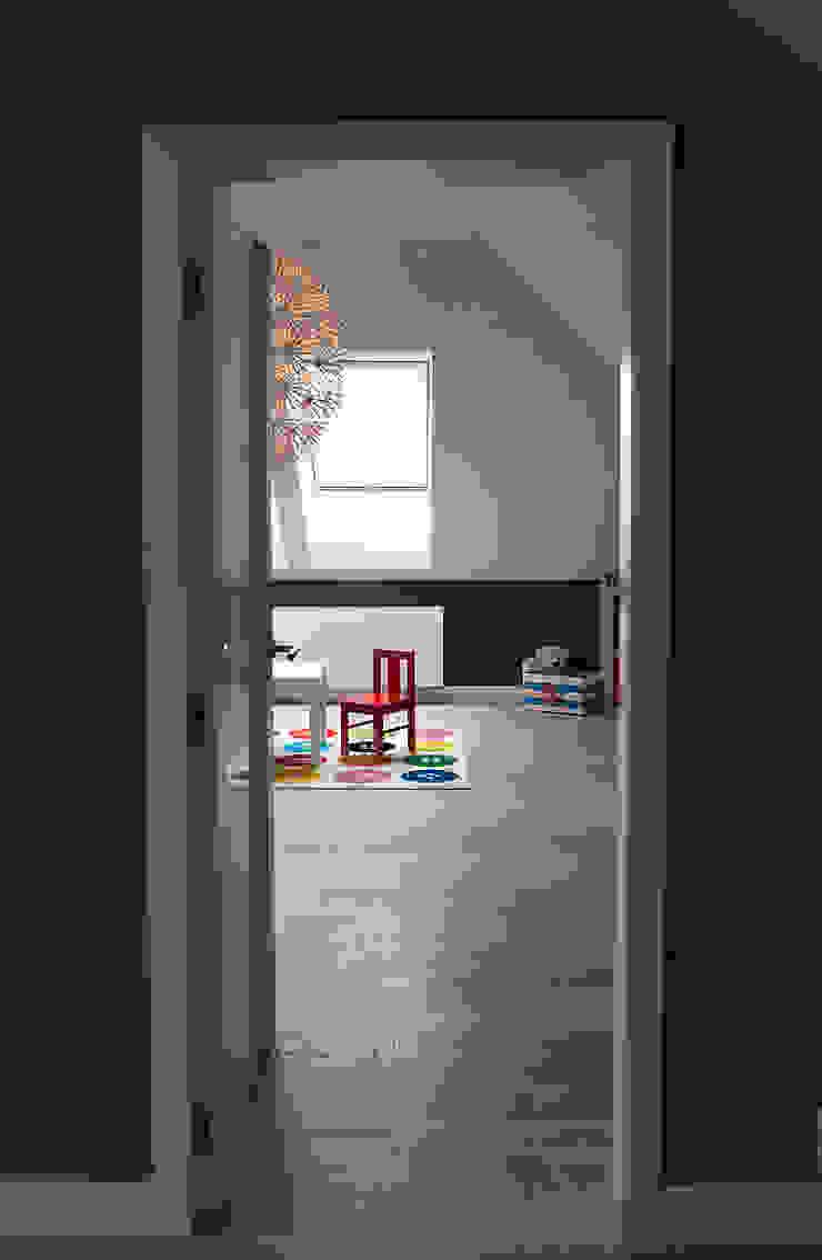 dom prywatny Nowoczesny pokój dziecięcy od anna jaje Nowoczesny