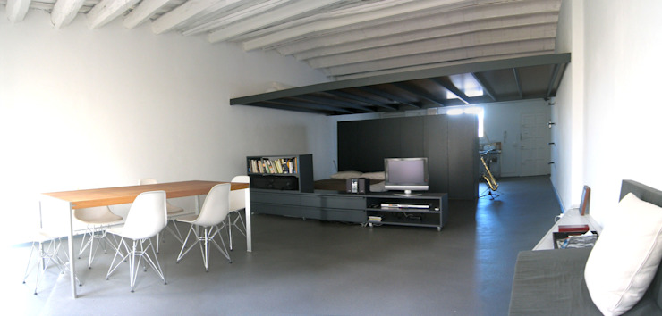 Salones de estilo moderno de homify Moderno