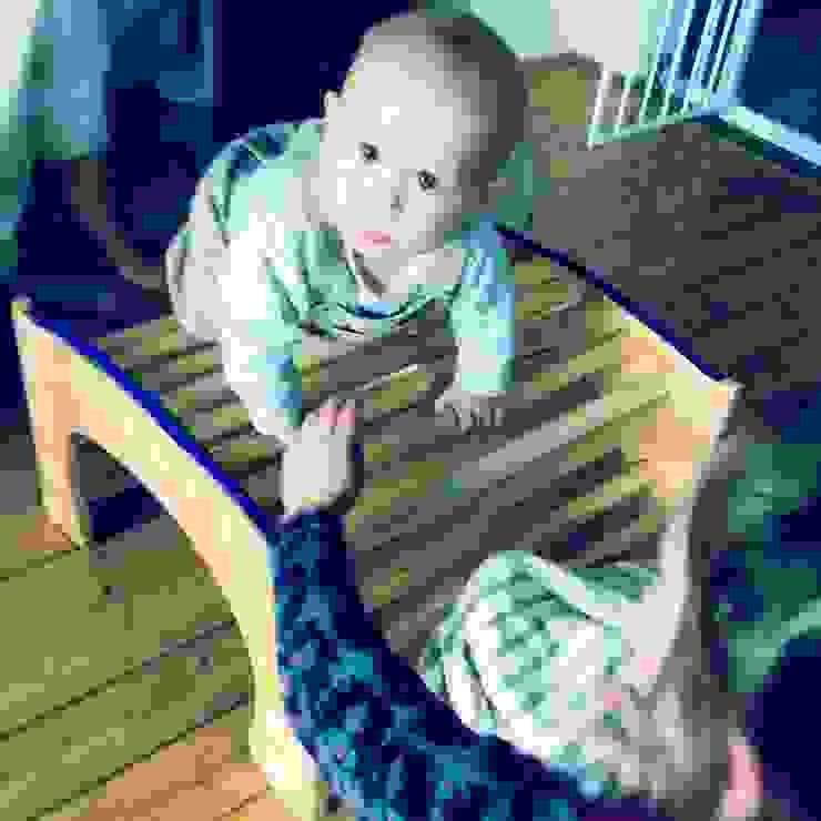 juergensendesign ห้องนอนเด็ก ไม้