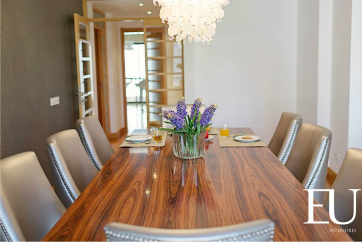 Modern dining room by TRAÇO 8 INTERIORES Modern