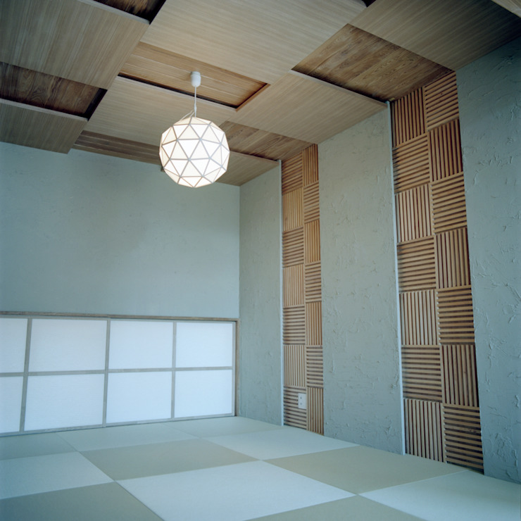 by AIDAHO Inc. Asian Wood Wood effect