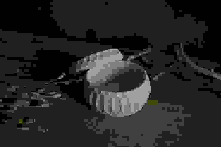 """蓋物""""scatola gotica"""": monoton ceramic laboが手掛けた折衷的なです。,オリジナル 磁器"""