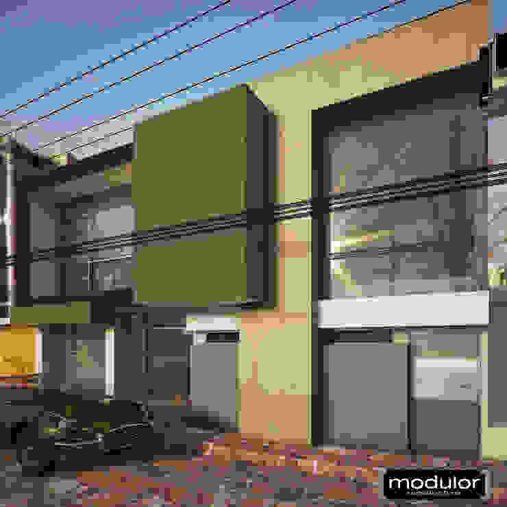 de Modulor Arquitectura Moderno Pizarra