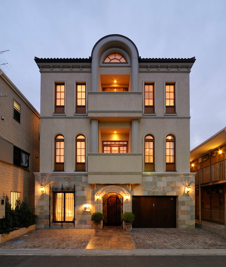 IC house | SANKAIDO 地中海風 家 の SANKAIDO | 株式会社 参會堂 地中海