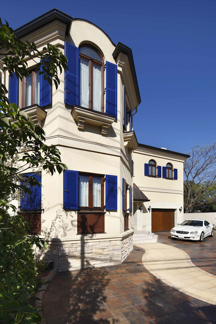 YO house   SANKAIDO 地中海風 家 の SANKAIDO   株式会社 参會堂 地中海