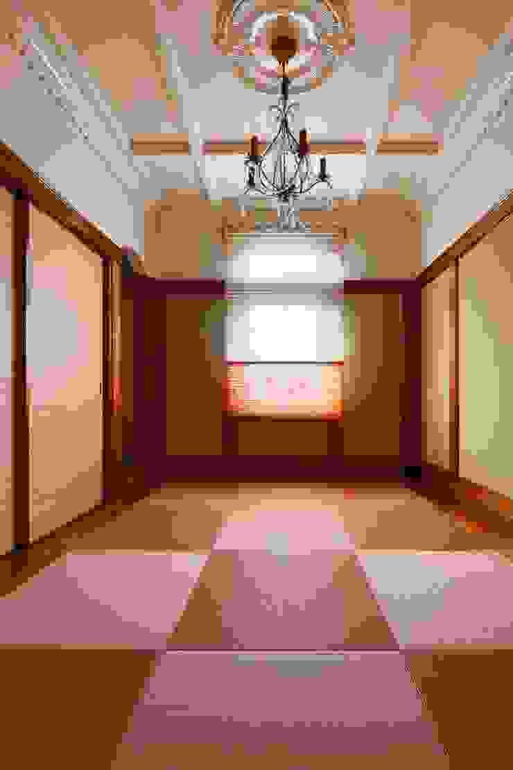 YO house   SANKAIDO 地中海デザインの 多目的室 の SANKAIDO   株式会社 参會堂 地中海