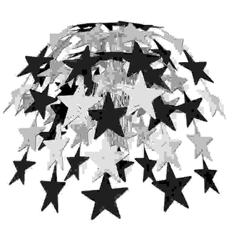 Große Hängekaskade Silver Starlight von homify Ausgefallen