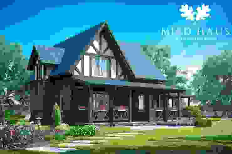 Casas clásicas de Mild Haus Clásico Ladrillos