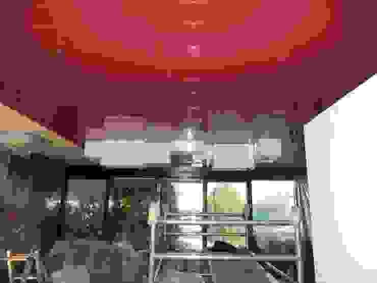 ufficio artesa srl Negozi & Locali commerciali in stile classico PVC Rosso