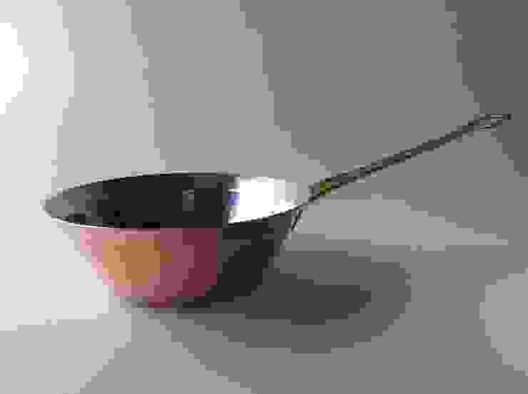 銅パスタソースパン: 金属工芸工房 spina pesceが手掛けた地中海です。,地中海 銅/ブロンズ/真鍮