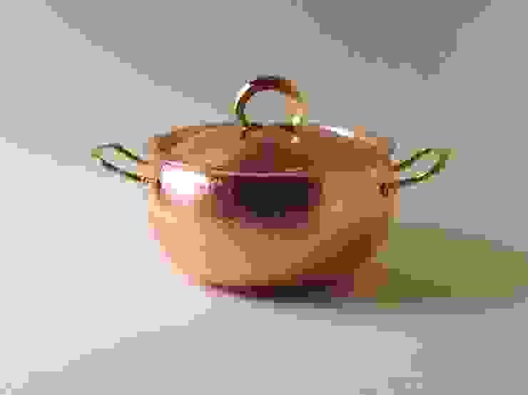 かぼちゃん: 金属工芸工房 spina pesceが手掛けた地中海です。,地中海 銅/ブロンズ/真鍮