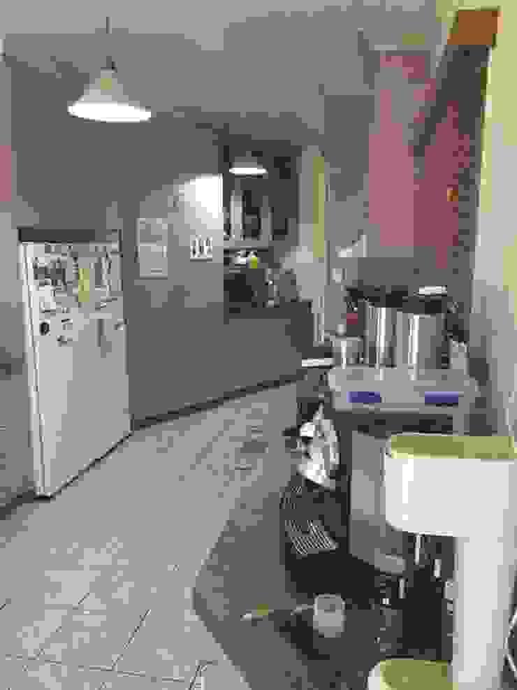 Reforma Cocina de danieladerege