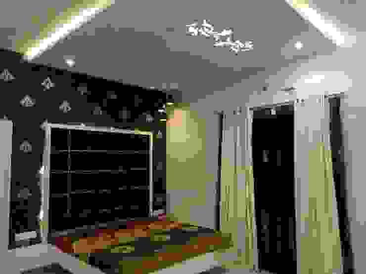 Modern Bedroom by Floor2Walls Modern