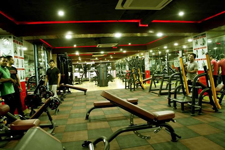 Gymnasium by Floor2Walls Classic
