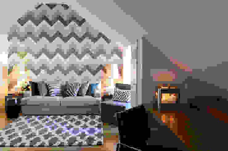 Interiores por DESISTART Moderno