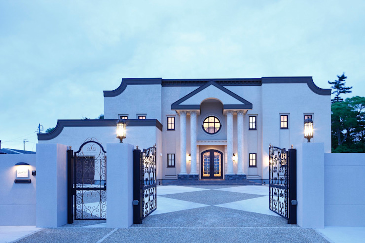 Casas clássicas por SANKAIDO | 株式会社 参會堂 Clássico