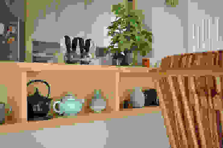 新狭山の家: (株)独楽蔵 KOMAGURAが手掛けた現代のです。,モダン